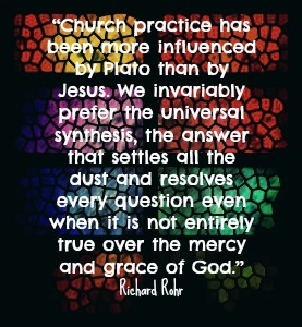richard rohr church practice