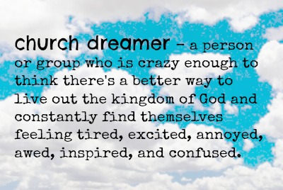 church dreamer
