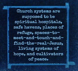 church systems