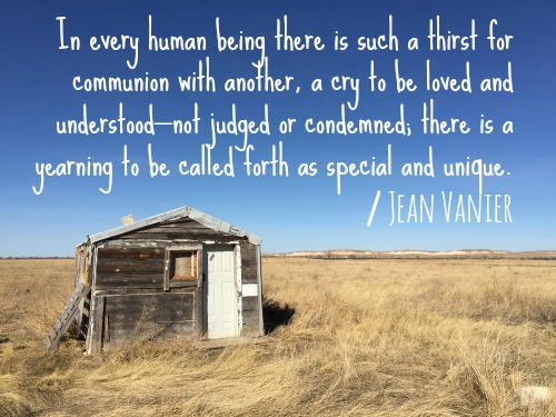 in every human being jean vanier