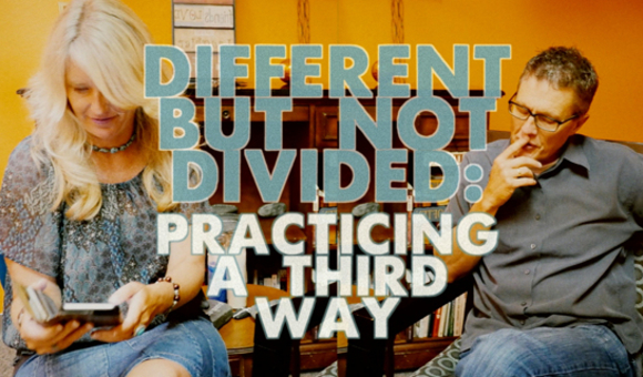 different not divided practicing a third way image