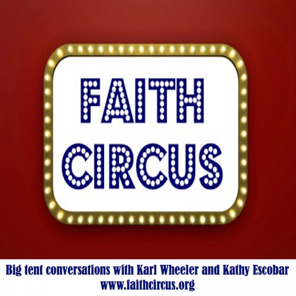 faith circus for podcast logo